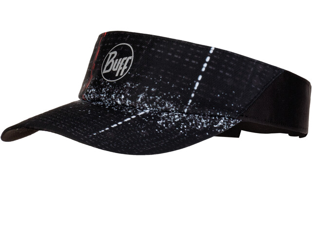 Buff Visor, r-lithe black
